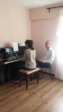 niño piano
